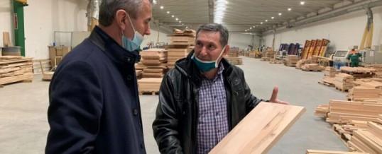 """Načelnik Sakan obišao novi pogon """"Arboreka"""""""