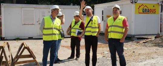 Izgradnja novog objekta lokalne uprave teče planiranom dinamiko