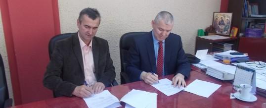 Potpisan Sporazum o saradnji sa Mašinskim fakultetom