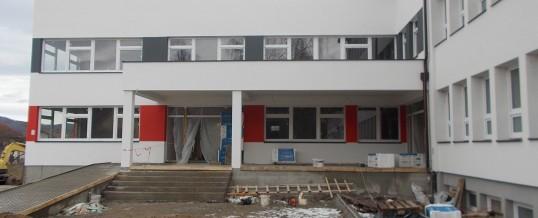 Načelnik Sakan obišao radove na izgradnji novog bloka Doma zdravlja