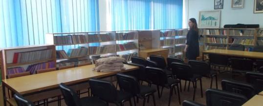 Za sanaciju i opremanje Narodne biblioteke 30.000 KM