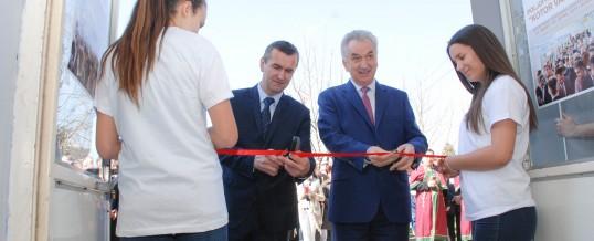 Šarović i Sakan otvorili sajam privrede