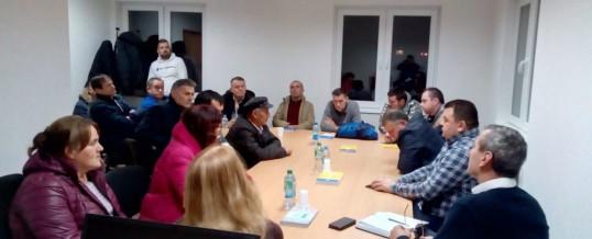 Građani razgovarali sa rukovodstvom opštine