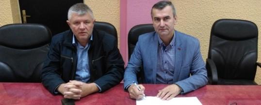 """Potpisan sporazum o realizaciji projekta """"Modernizacija puta Novo Selo"""""""