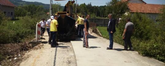 Za modernizaciju lokalnog puta u Zabrđu 38.000 KM