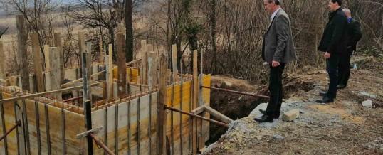10.000 KM za izgradnju rezervoara za vodu na Planama