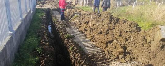 Izgradnja kanalizacione mreže na Ripištu u završnoj fazi