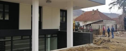 Počelo vanjsko uređenje nove zgrade lokalne uprave