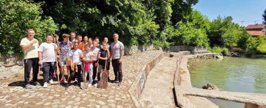 Organizovana akcija čišćenja i uređenja grada