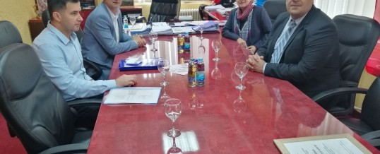 Ambasador Bugarske posjetila opštinu