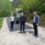 Asfaltirane dionice puta u Garićima i Koloni