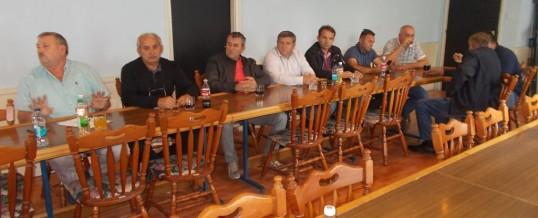 Održan sastanak sa drvoprerađivačima