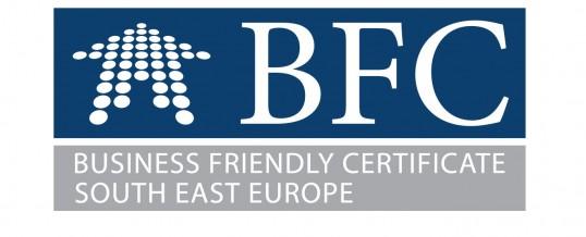 Kotor Varoš ispunio kriterijume za BFC SEE sertifikat