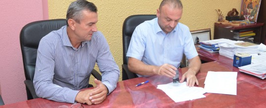 Potpisan ugovor o početku izgradnje nove zgrade opštine Kotor Varoš