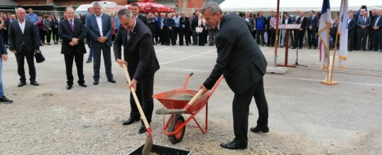 Položen kamen temeljac za novu zgradu lokalne uprave
